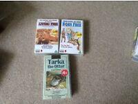 3 videos born free living free tarka the otter