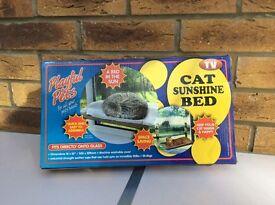 Playful Pets Cat Sunshine Bed