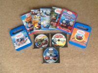 Thomas The Tank Engine DVD Bundle
