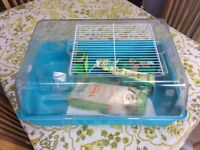 Hamster cage very good Condition £12