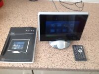 Ality Digital photo frame inc remote and full instructions