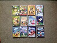 Selection of Children's DVD's