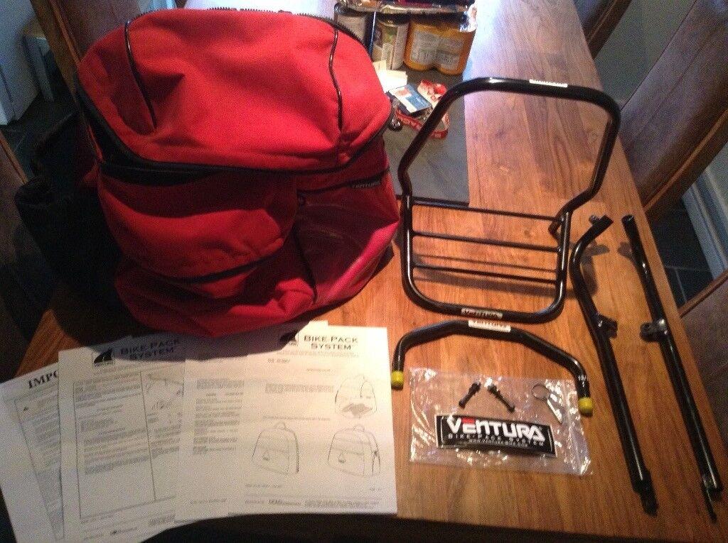 Ventura bike luggage system