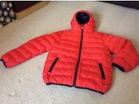 Next Boys padded coat age 9