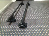 Thule Complete 2 Bars Package to fit Freelander 11, 5 door without roof rails 2007 or later