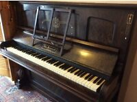 John Spencer Upright Piano