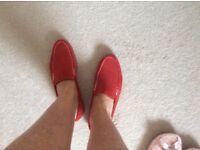 Armani ladies shoes