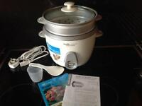 Morphy Richards rice and pasta cooker *unused*