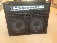 Gallien Krueger 400RB III 210 Double Bass combo