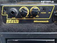 Mark Bass Micromark bass amp.