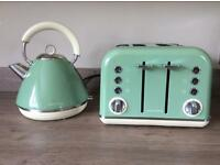 Morphy Richards kettle & toaster