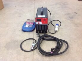 Inverter Air Plasma Cutter Cuts 20mm Steel 230v Single Phase