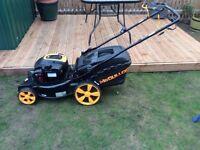 Mcculloch lawn mawer 125