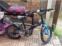 Child's bike for 4-6 yrs
