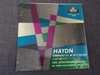 Vinyl HAYDN
