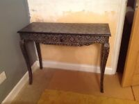 Hall table (console table)