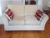 M&S 2 seater medium sofa