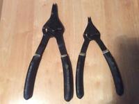 Mac tools circling pliers