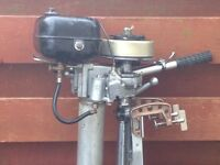 Seagull Century Outboard Engine