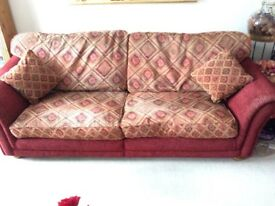 Large Ducal Sofa good used condition. £200 ono