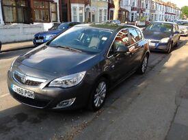 Vauxhall Astra SE 1.4 Turbo * Full Service History* * 2 Keys * * 6 Speed Manual Gearbox*