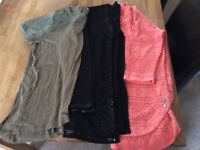 Bundle Of Ladies Tops Size 12