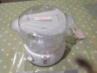 Cookwork electric food steamer S2605