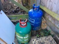 13kg calor patio gas bottle empty.