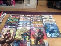 DC comics x20 (plus one MAX comic)
