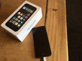 iPhone 5s 16g mint condition on EE but might be unlocked