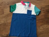 Boys polo shirt marks and spencer age 13 - 14