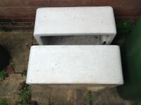 2x Belfast sinks one for £50 the other for £30 or both for £70 ono