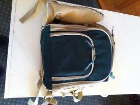 Backpack Picnic Set for 4 People