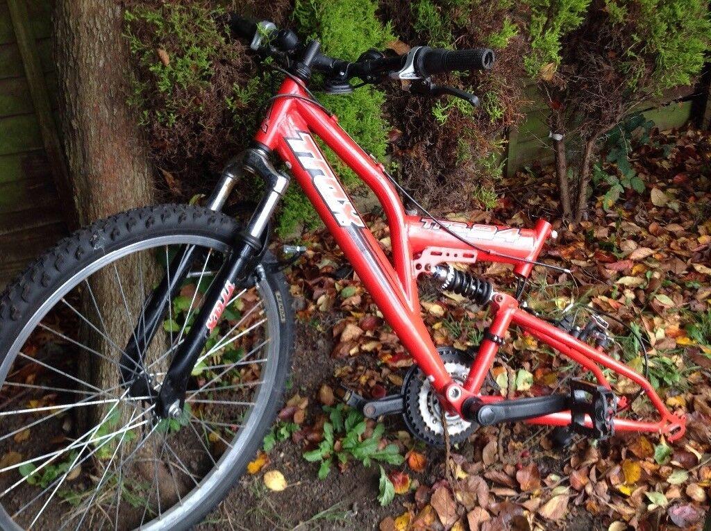 Half a bike for free