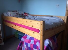 Stompa high/mid bed for sale