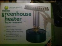 Parasene Super Warm 4 Greenhouse Heater, Great Condition
