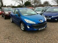 Peugeot, 308,1.6Hdi trade in to clear @ Aylsham Road Affordable Cars