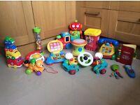 Large Bundle of Baby/Toddler Toys