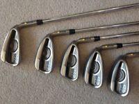 Ping G yellow dot iron set 6-PW.