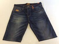 Super dry shorts, 30W. New with tags