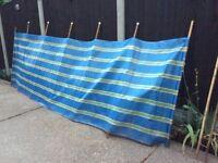 Beach wind breaker