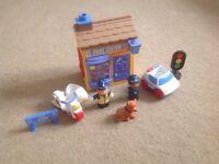 Happyland Police Station