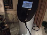 Hair removal laser and skin rejuvenation almost new