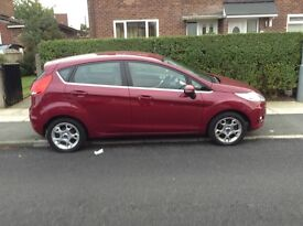 Ford Fiesta 12 plate cat d bargain at only £3650 Ono low miles 5 door