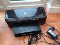 HP office jet 7000 wide printer