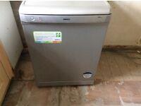 Silver Beko AAA Dishwasher Model DSFN 1530 S