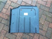 Classic mini l/h front floor pan made by magnum