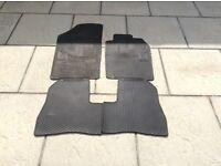 Peugeot 206 rubber car mats