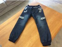 'No fear' boys jeans AGE 11/12 yrs