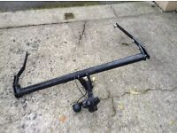 Complete tow bar for 2009 renault megane